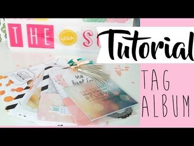 Tutorial Tag album iniciación