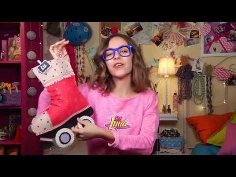 Soy Luna   Vlog Lu de Luna: Calcetín navideño lunero