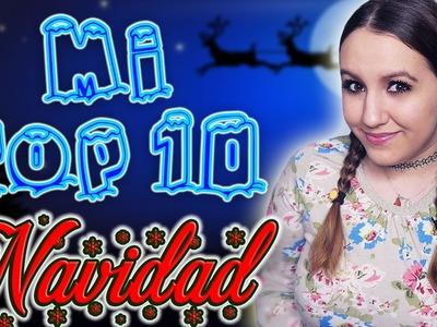 ♥ VideoBlog: Mi Top 10 de Navidad 2016 || Christmas Top 10 ♥