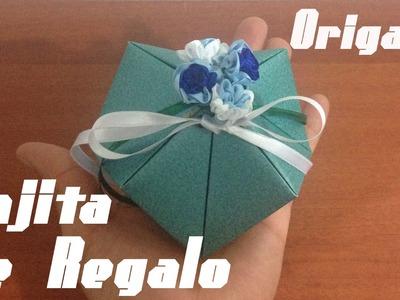 Cajita de regalo sorpresa