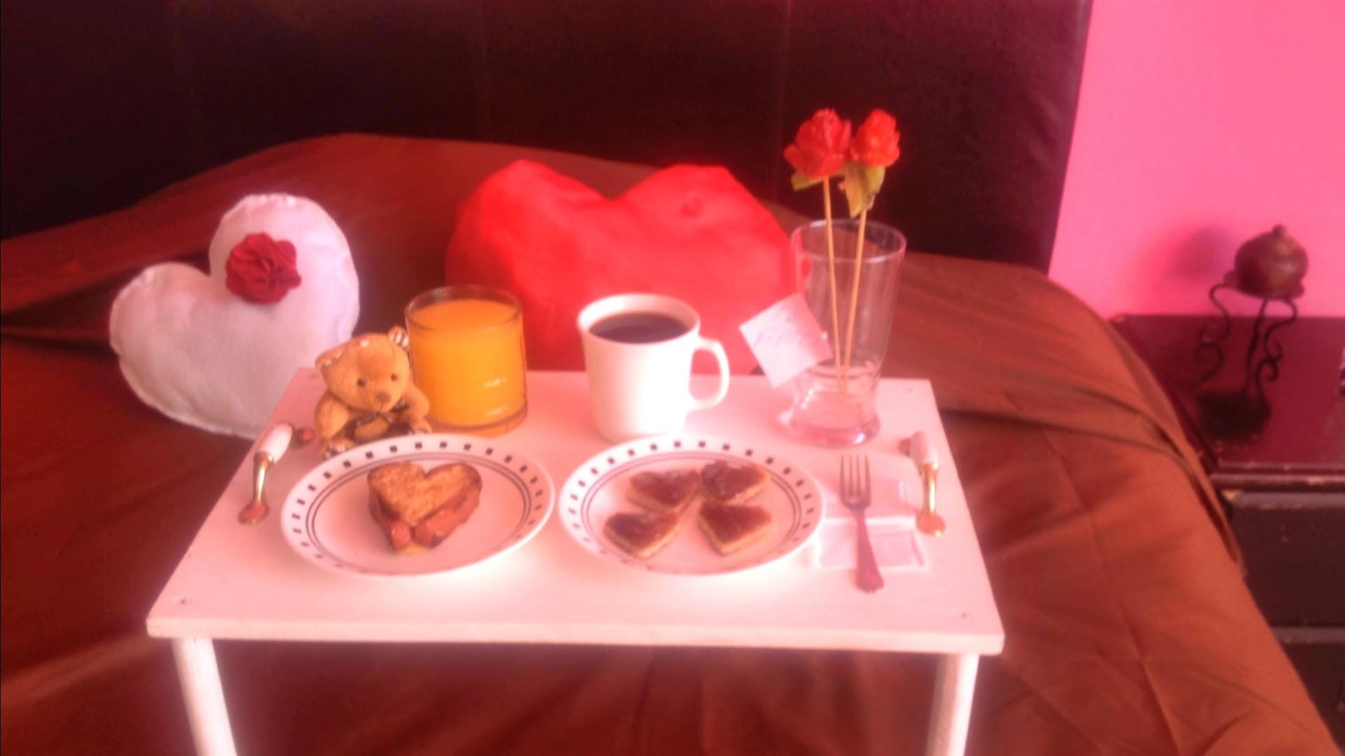 Desayuno para enamorar *14 DE FEBRERO* Guss y Gaby en la Cocina