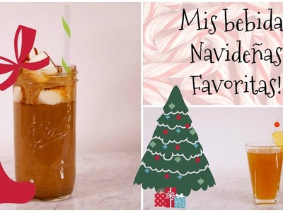 Mis bebidas navideñas favoritas! | Julieta Jareda