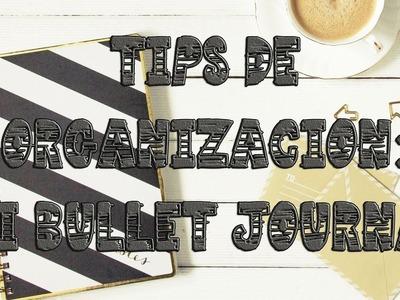Tips de organización: mi Bullet Journal - planificacion de Diciembre || La Casita de Gominolas