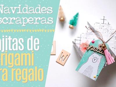 Tutorial Cajita de origami - Episodio 15