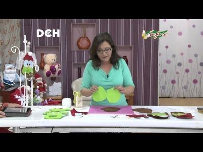 Búho porta servicios paso a paso - Yasna Pino - Casa Puchinni