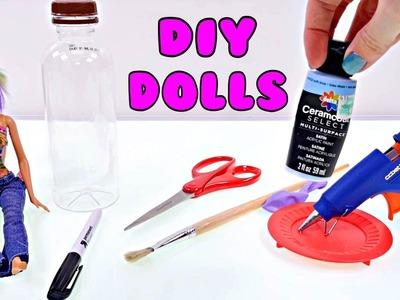 DIY Muebles para Barbie Como Hacer una Silla de Platillo para tus Muñecas en DCTC