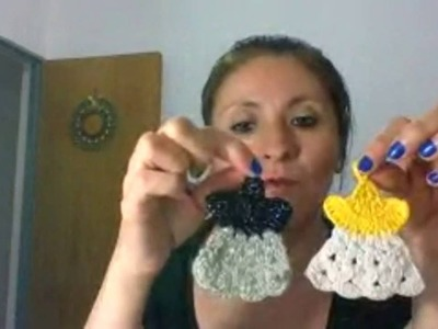 Moda a Crochet en VIVO!!! Adelanto de Navidad