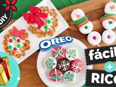 3 Regalos para Navidad: ¡FÁCILES Y ¡COMESTIBLES! - La Cooquette