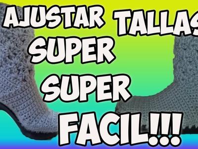 AJUSTAR TALLAS SUPER SUPER FÁCIL - IRINA ASCENCIO