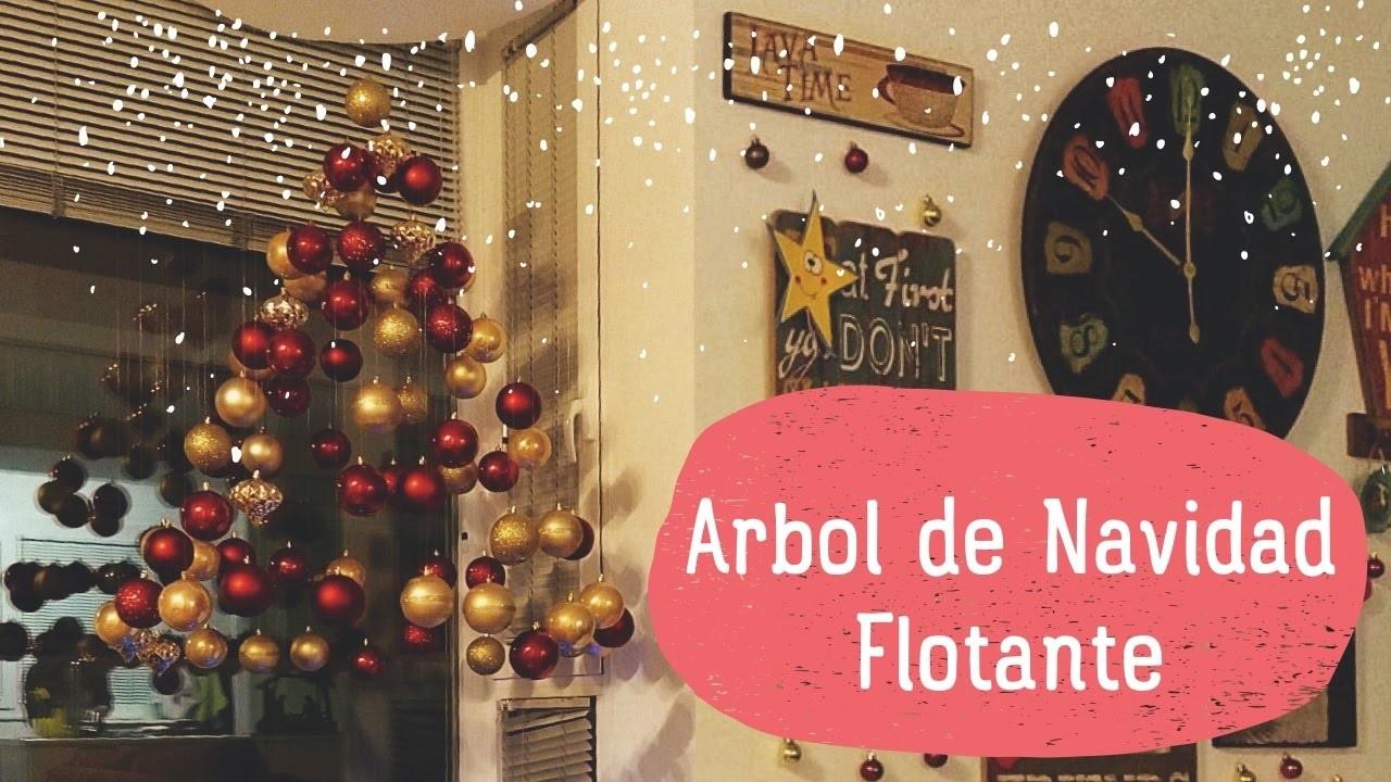 Mostrar sus artesan as y proyectos diy for Como hacer un arbol de navidad original