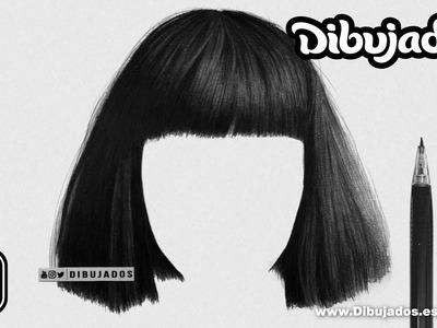 Como dibujar cabello realista en 3 paso  - Super fácil - Explicado paso a paso - Dibujados