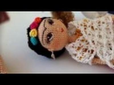 Como tejer muñeca amigurumi By Petus OchoaSEPTIMA PARTE