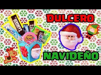 DIY dulcero navideño con foamy termoformado - Ingenio KD