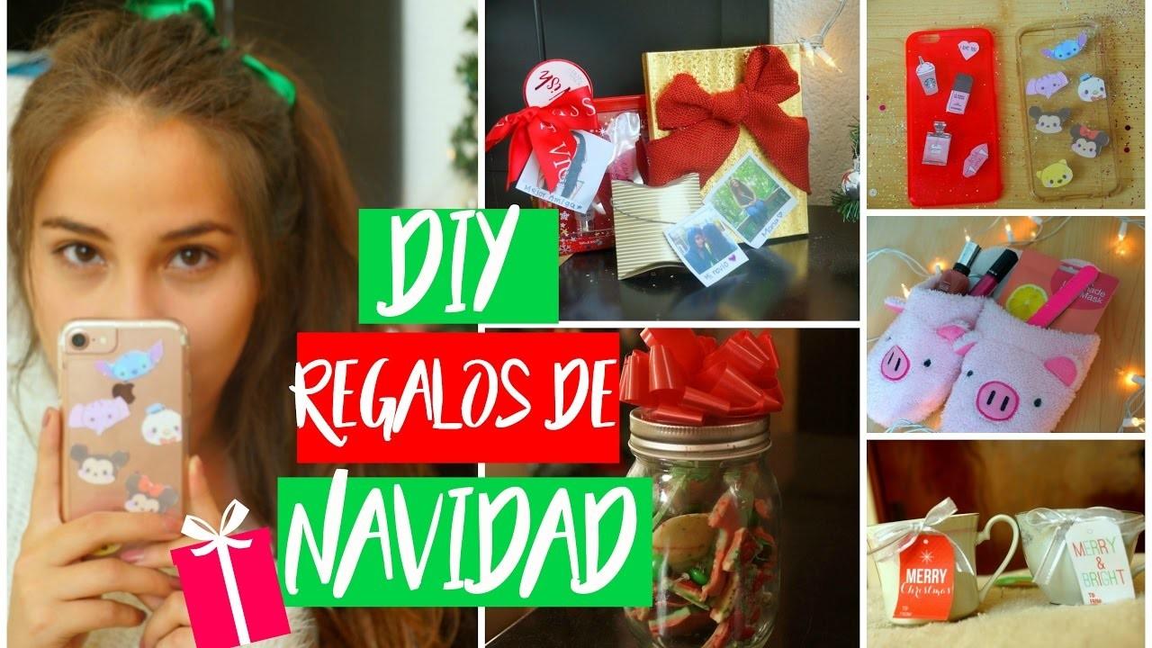 DIY - Ideas de regalo para Navidad♡! Vale HB