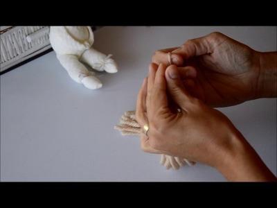 DIY - Muñeca de calcetín