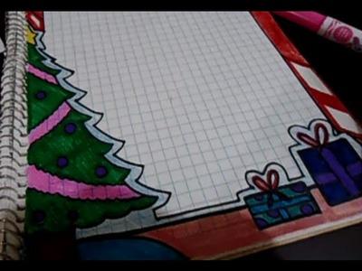 Margen de Navidad 1 :D!