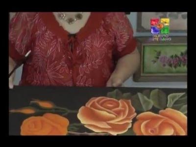 Rosas Sombras y Luces parte 2 - Talento Artesano