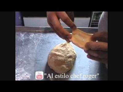 Rosca de reyes, receta #2, como hacer rosca de reyes, roscon