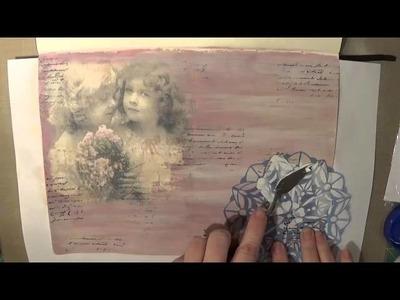 Art Journal vintage
