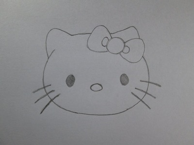 Cómo dibujar Hello Kitty