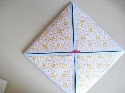 Como hacer una tarjeta para cumpleaños [DIY] [Fácil]