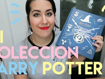 MI COLECCIÓN DE HARRY POTTER + SORTEO | Holly Molly