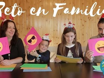RETOS EN FAMILIA. quién es más probable que. most likely you challenge
