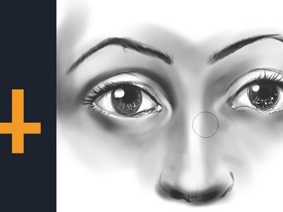 "Cómo dibujar Figura Humana 4 ""los Ojos"""
