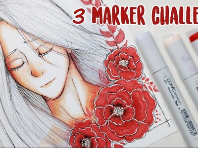 RETO 3 MARCADORES! Viktor Nikiforov (3 Marker Challenge | English subtitles) | Diana Díaz