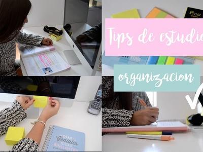 TIPS DE ESTUDIO Y ORGANIZACIÓN 2016| CLOSSTYLE