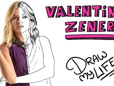 VALENTINA ZENERE  Draw My Life En Español