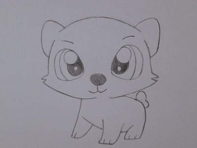 Cómo dibujar un oso polar