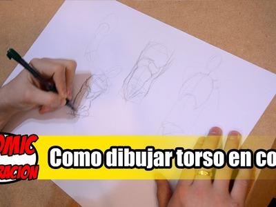 COMO EMPEZAR A DIBUJAR COMICS |6ª clase |Consejos sobre como dibujar el cuerpo