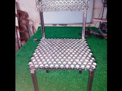 Como hacer una silla muy original , How to do Chair