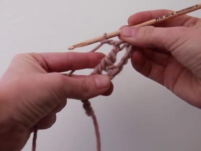 Cómo realizar un calado de aspas en crochet | WE ARE KNITTERS