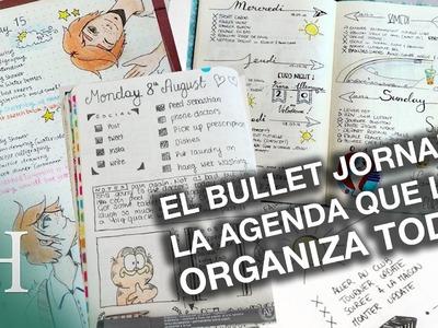 El 'Bullet Journal': la agenda que lo organiza todo