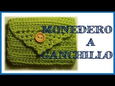 MONEDERO GANCHILLO | CROCHET