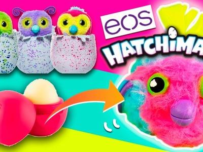 Cómo hacer un EOS Hatchimal DIY * MANUALIDADES con EOS