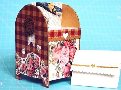 Mensajes a la antigua - Buzón de correo [DIY ♥ San Valentín]