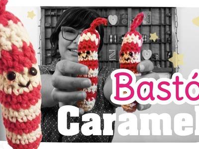 Bastón de Caramelo - AMIGURUMI - Tejido Kawaii #12