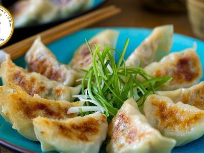 Como hacer Gyoza o Empanadillas japonesas (Versión fácil)