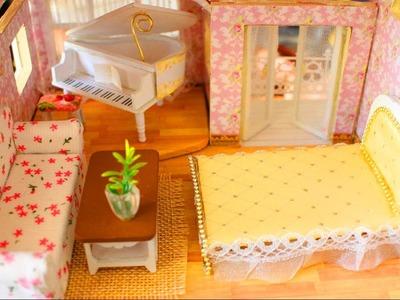 DIY Muebles para la casita de muñecas 2