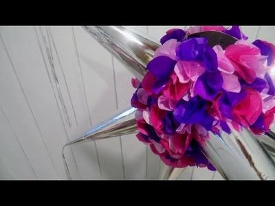 DIY: Piñata de 5 y 7 picos