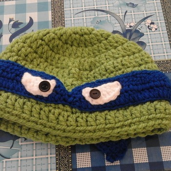 gorro Tortugas ninja
