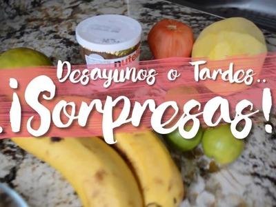 Ideas para Desayunos Sorpresas para este 14 de Febrero !!! #Cocinando - DaniVogue