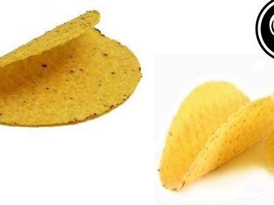 Taco Shell Receta | Base de todos los tacos | Cómo hacer Taco Shells caseros | Spanish