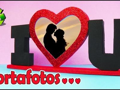 Ideas San Valentín #3 [Porta fotos]- Ecobrisa DIY