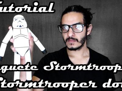 Tutorial: Construye tu Stormtrooper de Rogue One