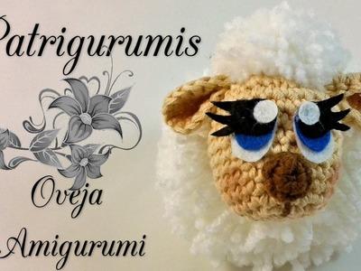 Amigurumi Oveja - sheep