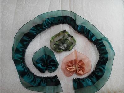 HOJA DE ENCAJE RECICLADO (Lace Leaf Recycled)